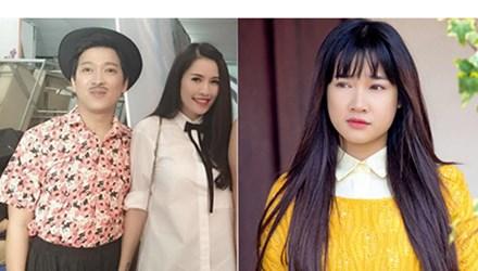 Fan khuyên Nhã Phương nên bỏ Trường Giang khi Quế Vân tung clip 1