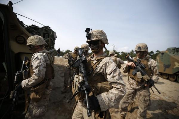 Liên quân Mỹ - Hàn tập trận chung bất chấp đe dọa tấn công hạt nhân 1