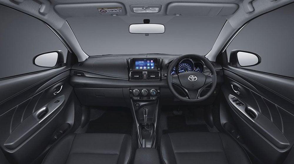 VIOS Exclusive 4 Toyota Vios 2016 có thể sẽ chạy được bằng cả xăng sinh học E85