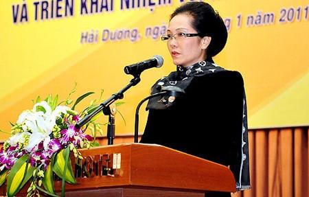Những cặp mẹ con doanh nhân Việt Nam đáng ngưỡng mộ  1