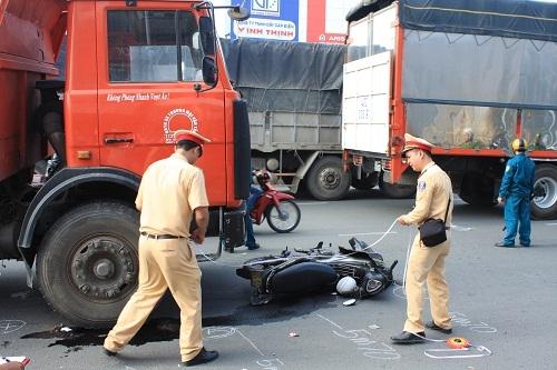 Chủ tịch Đà Nẵng đề nghị dùng mạng xã hội để ngăn tai nạn giao thông 1