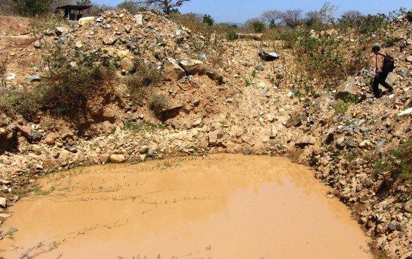 Hành trình tìm 'kho vàng 4.000 tấn' ở núi Tàu, Bình Thuận của cụ Tiệp 1