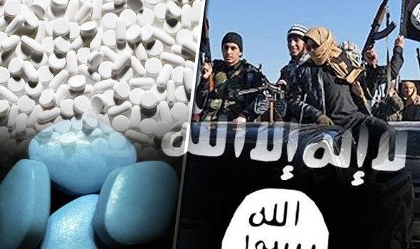 Ma dược mang lại triệu đô và biến chiến binh thành xác sống của IS 1