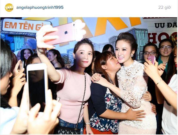 Facebook sao Việt: Khánh Thi chia sẻ cảm xúc về tình cũ 11