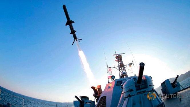 Liên quân Mỹ - Hàn tập trận chung bất chấp đe dọa tấn công hạt nhân 3