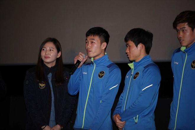Xuân Trường cố gắng để được đá chính tại K-League  1