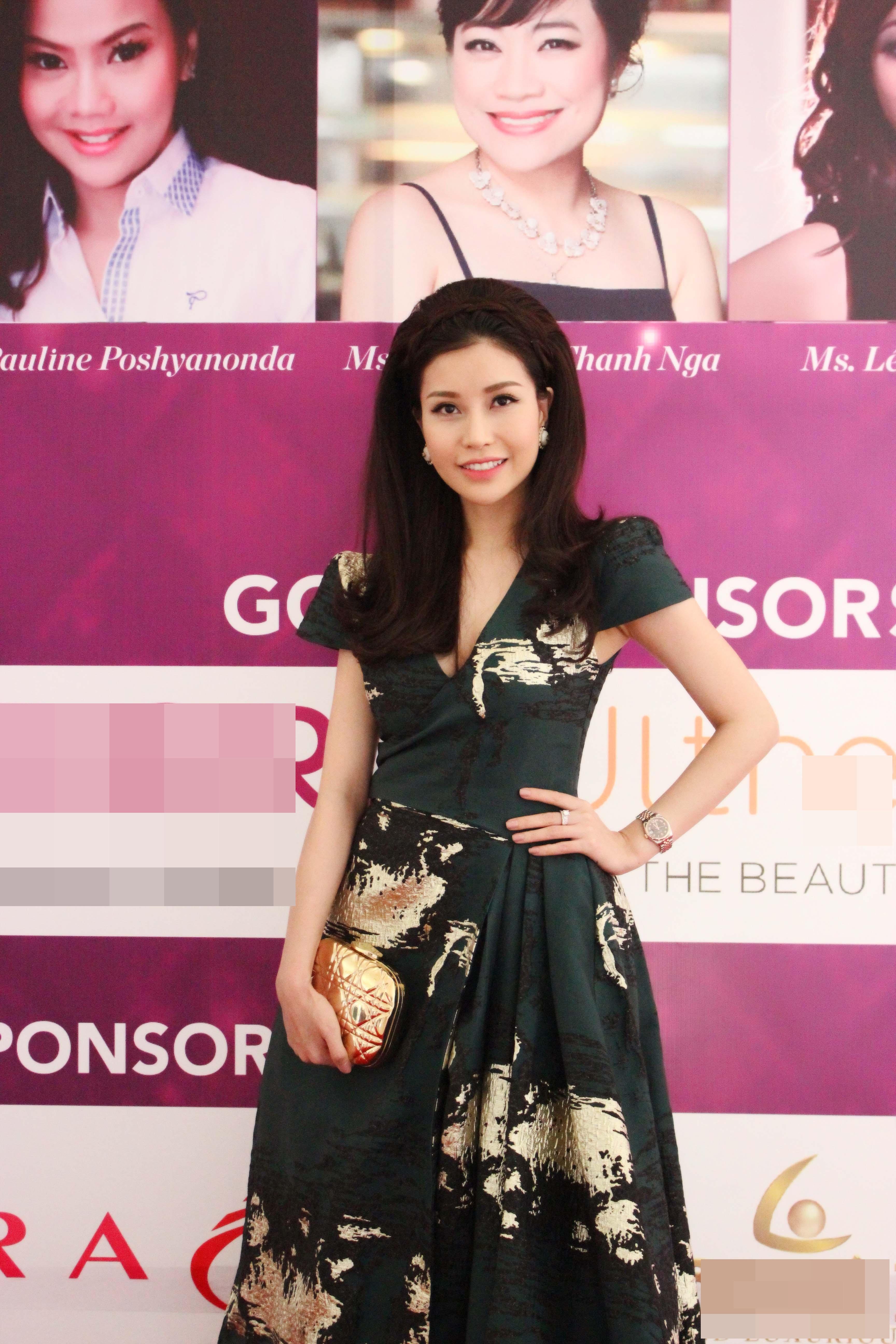 Lam Cúc – Hoa hậu Doanh nhân Thế Giới người Việt 5