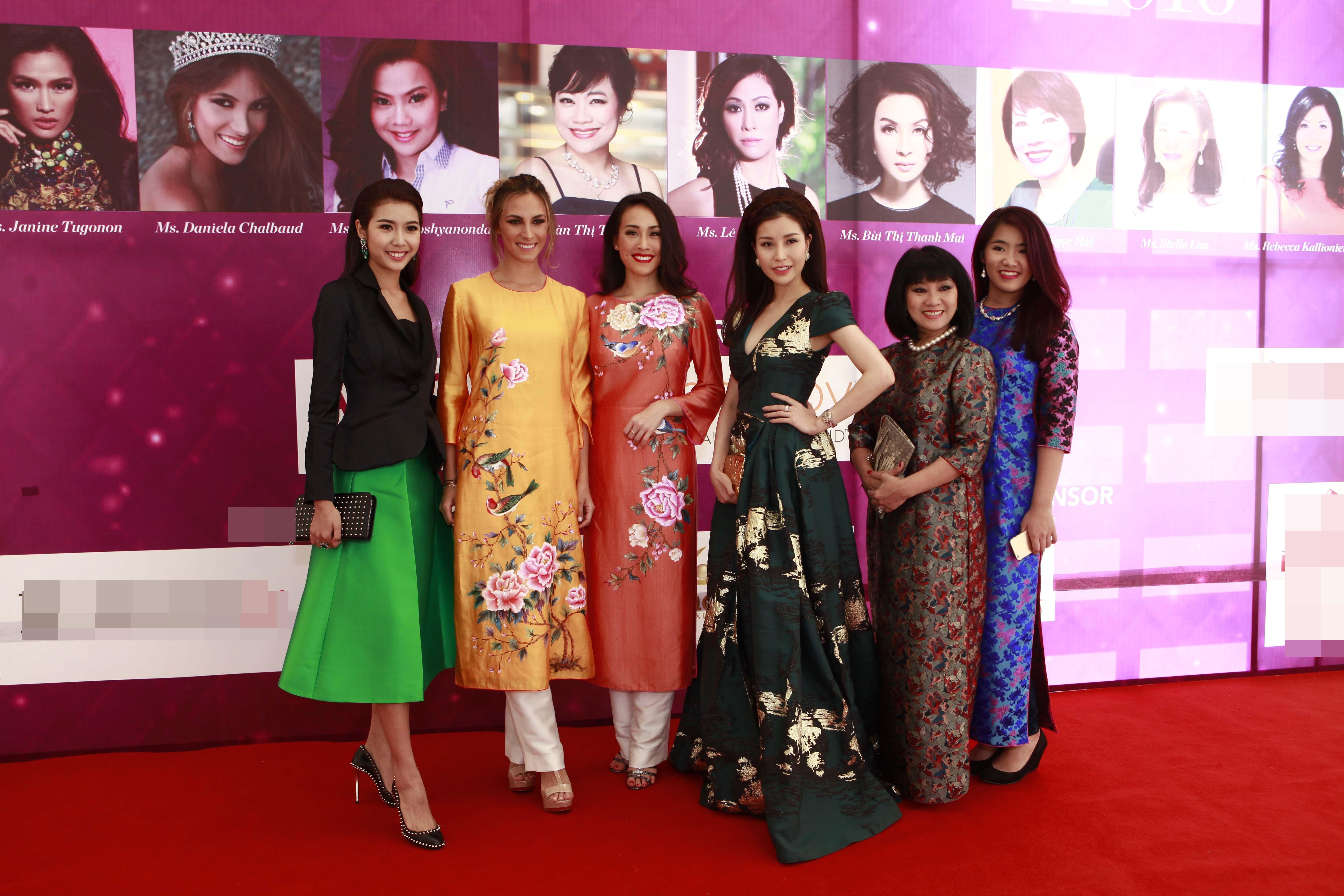 Lam Cúc – Hoa hậu Doanh nhân Thế Giới người Việt 7