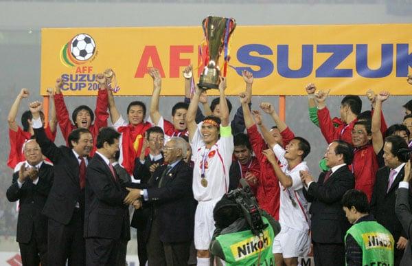 Việt Nam hết cơ hội đăng cai AFF Cup 2016 2