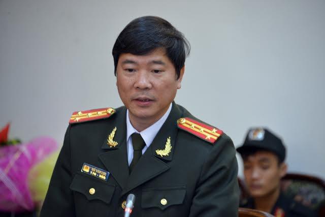 """Công an Quảng Ninh thông tin về vụ bắt sới bạc """"khủng"""" 1"""