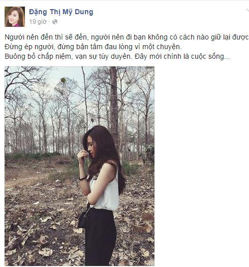 Facebook sao Việt: Những lời chúc mừng ngày 8/3 của sao Việt nhé 20