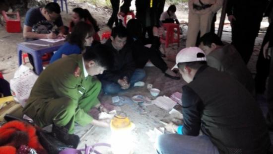 Phá sới bạc 'khủng', thu 28 triệu đồng: Công an Quảng Ninh nói gì? 1