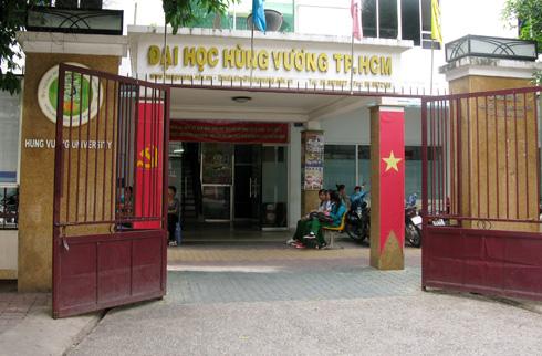 Trường ĐH Hùng Vương TP.HCM sẽ bị giải thể vào tháng 8/2016? 1