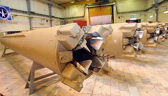 Phớt lờ Mỹ, Iran ngang nhiên thử tên lửa đạn đạo 1