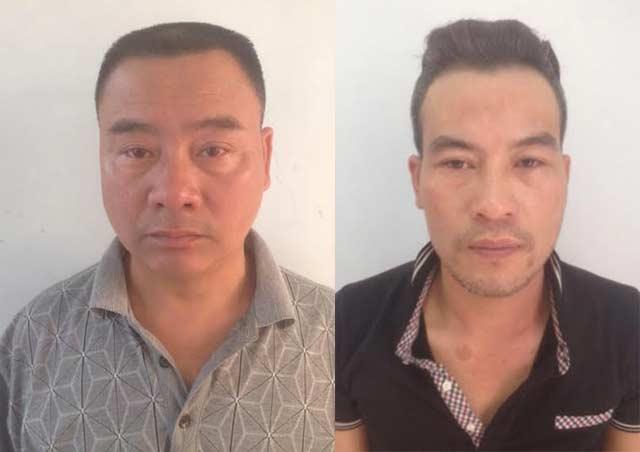 Bắt tạm giam 2 nghi phạm vụ nam thanh niên chết dưới giếng 1