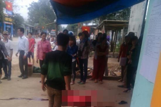 Thanh Hóa: Người vợ trẻ bị chồng sát hại 1