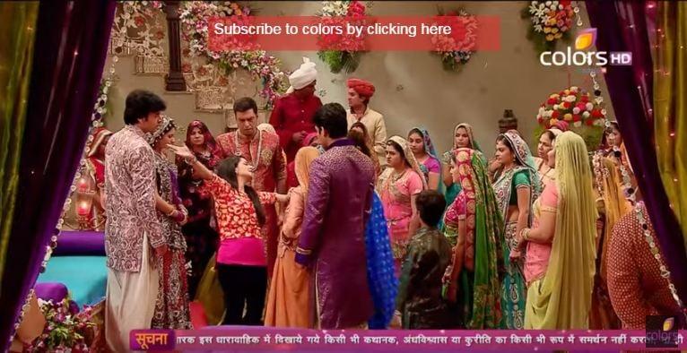 Cô dâu 8 tuổi phần 8 tập 40: Sanchi phá đám cưới của Jagdish và Ganga 2