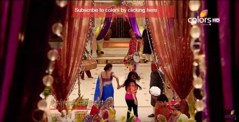 Cô dâu 8 tuổi phần 8 tập 40: Sanchi phá đám cưới của Jagdish và Ganga 3