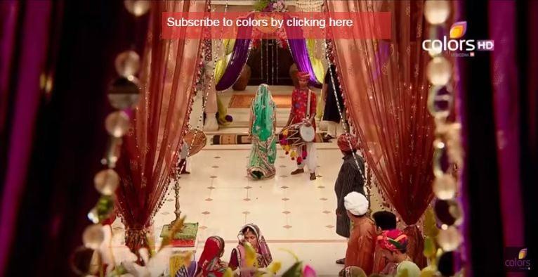 Cô dâu 8 tuổi phần 8 tập 40: Sanchi phá đám cưới của Jagdish và Ganga 4
