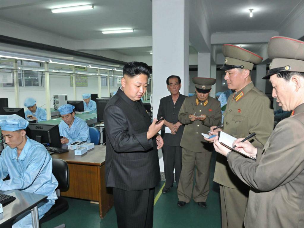 Triều Tiên tăng cường quản lý điện thoại người dân 1