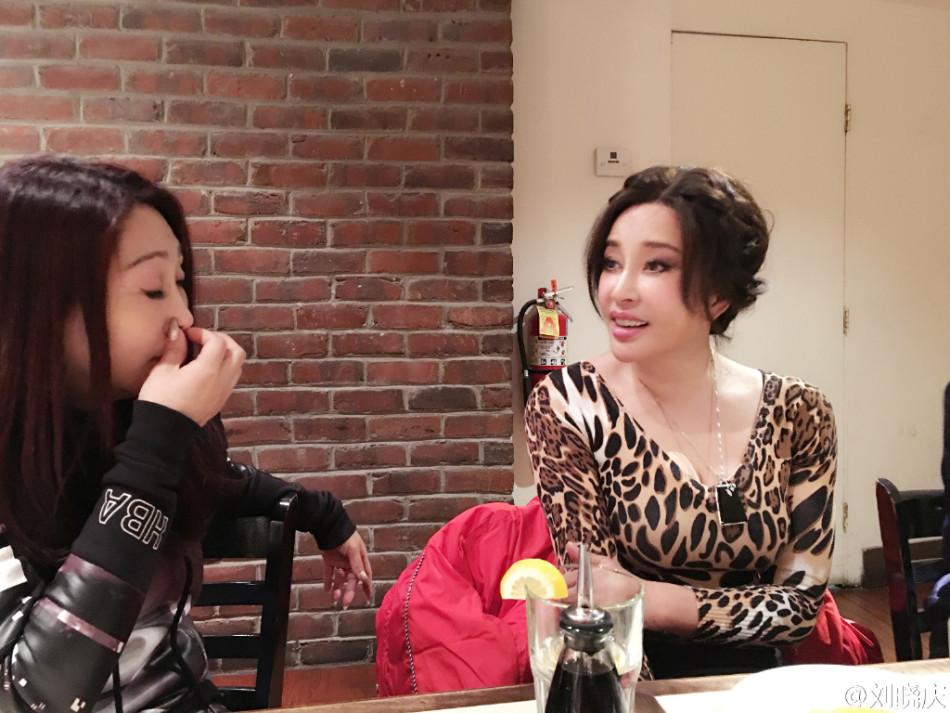 Lưu Hiểu Khánh ấn tượng với vẻ đẹp gợi cảm ở tuổi 65 7