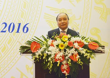 Phó Thủ tướng Nguyễn Xuân Phúc được giới thiệu làm ứng cử viên ĐBQH 1