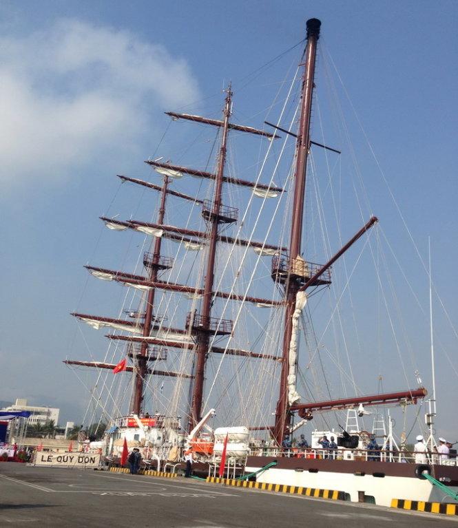 Hình ảnh tàu buồm hiện đại nhất thế giới trong ngày thượng kỳ 3