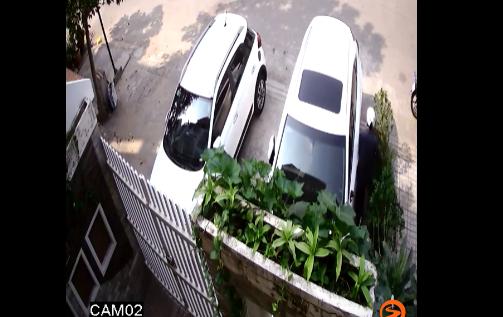 Video: Siêu trộm 'vặt gương' xe sang Lexus trong chưa đầy 10 giây 1