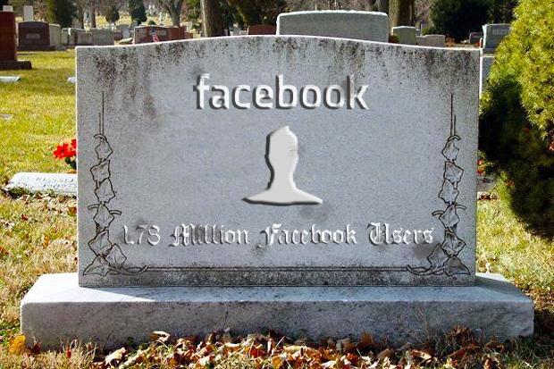 Facebook sẽ trở thành nghĩa trang ảo lớn nhất thế giới trong vài năm nữa 1