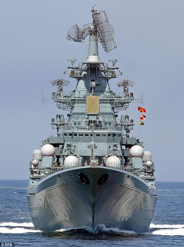 Kế hoạch hồi sinh tuần dương hạm lớn nhất thế giới của Nga 3