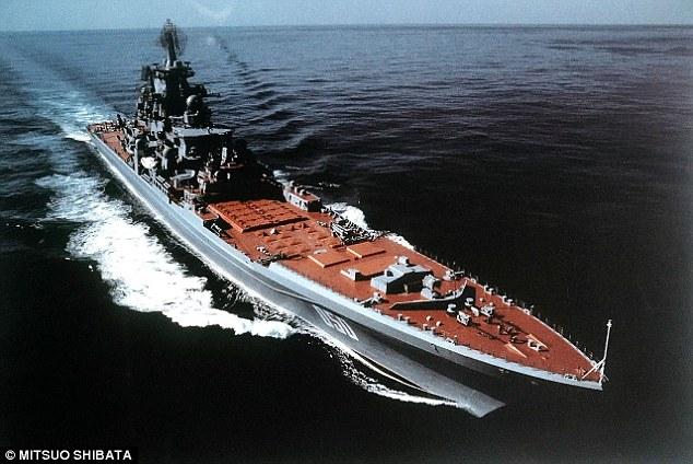 Kế hoạch hồi sinh tuần dương hạm lớn nhất thế giới của Nga 4