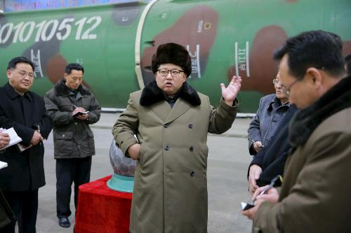 Kim Jong-un ra lệnh tiếp tục các cuộc thử hạt nhân 1