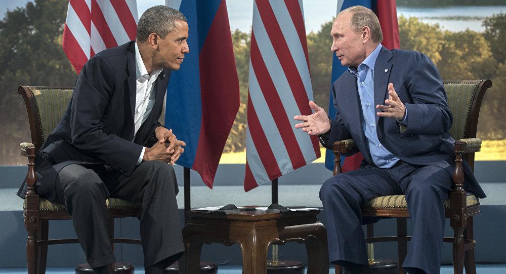 Obama thực sự nghĩ gì về Putin? 1