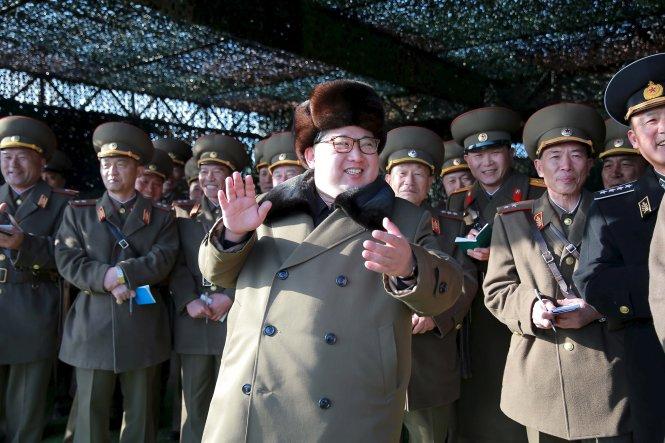 Triều Tiên tố Hàn bịa chuyện tấn công mạng  1