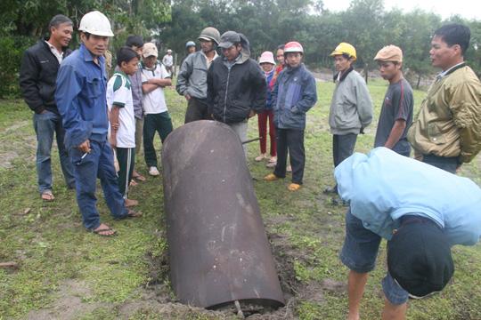 Nổ bình hơi, 3 người bỏng nặng ở Quảng Nam 1