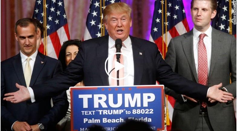 """Báo Trung Quốc chỉ trích Donald Trump là """"thằng hề to mồm"""" 1"""