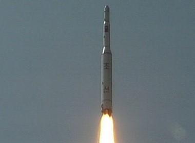 Triều Tiên lại phóng tên lửa ra biển Nhật Bản 1