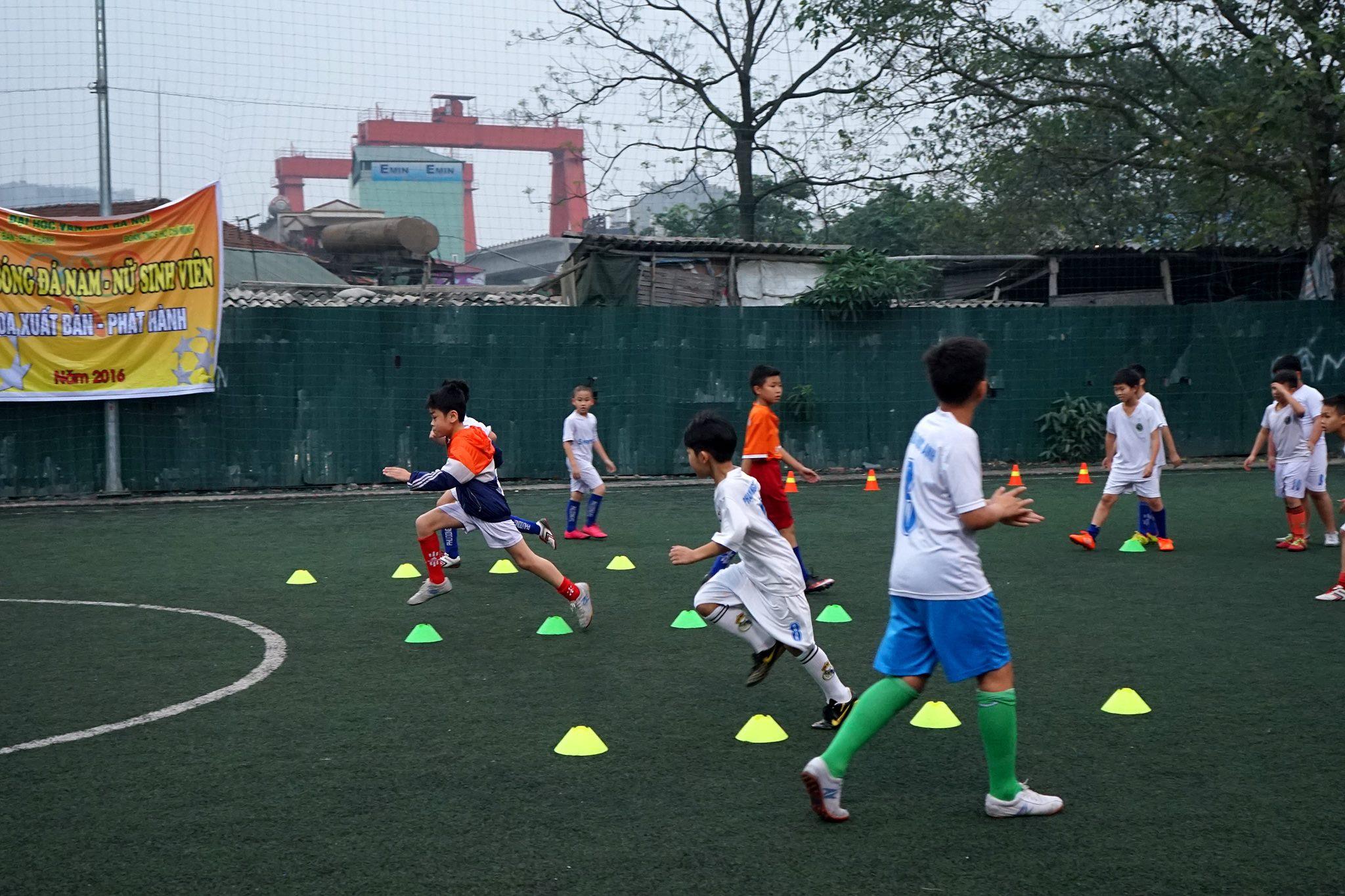 10 lý do trẻ nên chơi thể thao 1