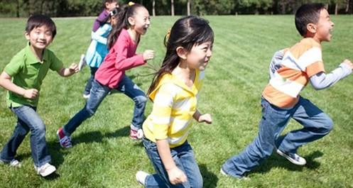 Các môn thể thao phù hợp với từng lứa tuổi trẻ em 1