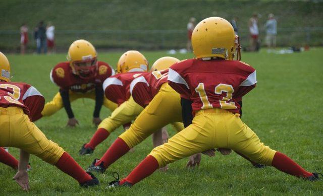 Những môn thể thao được giới trẻ mỹ theo học nhiều nhất 8