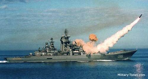 Nga thử tên lửa chống hạm siêu thanh không thể đánh chặn 1
