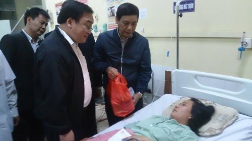 Hoàn cảnh khó khăn của hai mẹ con chết trong vụ nổ kinh hoàng ở Hà Đông 3