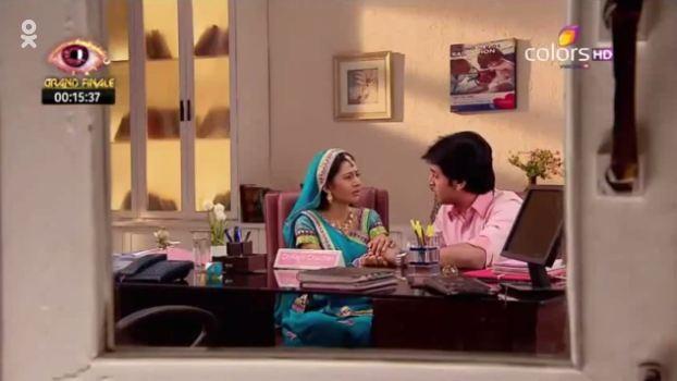Hình ảnh Cô dâu 8 tuổi phần 8 tập 60: Jagdish buồn khi nghe Ganga
