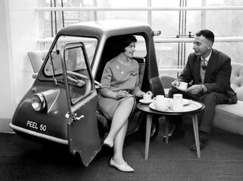 Sốc khi ôtô siêu nhỏ có giá đắt bằng một chiếc siêu xe 2