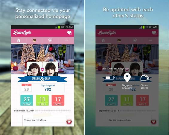 9 ứng dụng thú vị dành cho các cặp đôi đang yêu xa 9