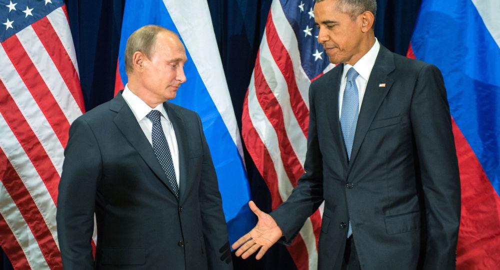 Báo Anh: Putin lại một lần nữa khiến Obama thua cuộc 1