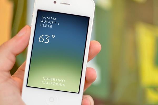 5 ứng dụng giúp bạn cập nhật thời tiết 'chuẩn không cần chỉnh' 4