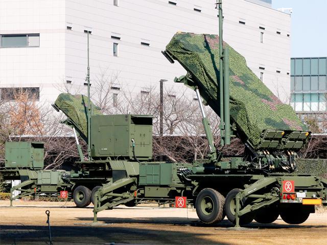 Nhật Bản tăng cường triển khai tên lửa đối phó Triều Tiên 1