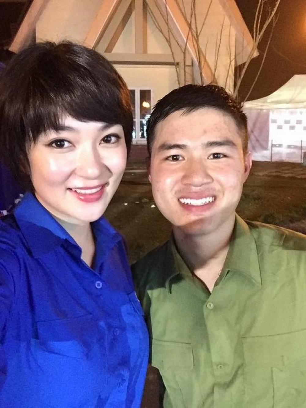 Hoa hậu Nguyễn Thị Huyền tái xuất với hình ảnh khác lạ 2