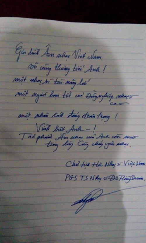 Nghẹn ngào lễ tang nhạc sĩ Thanh Tùng 12